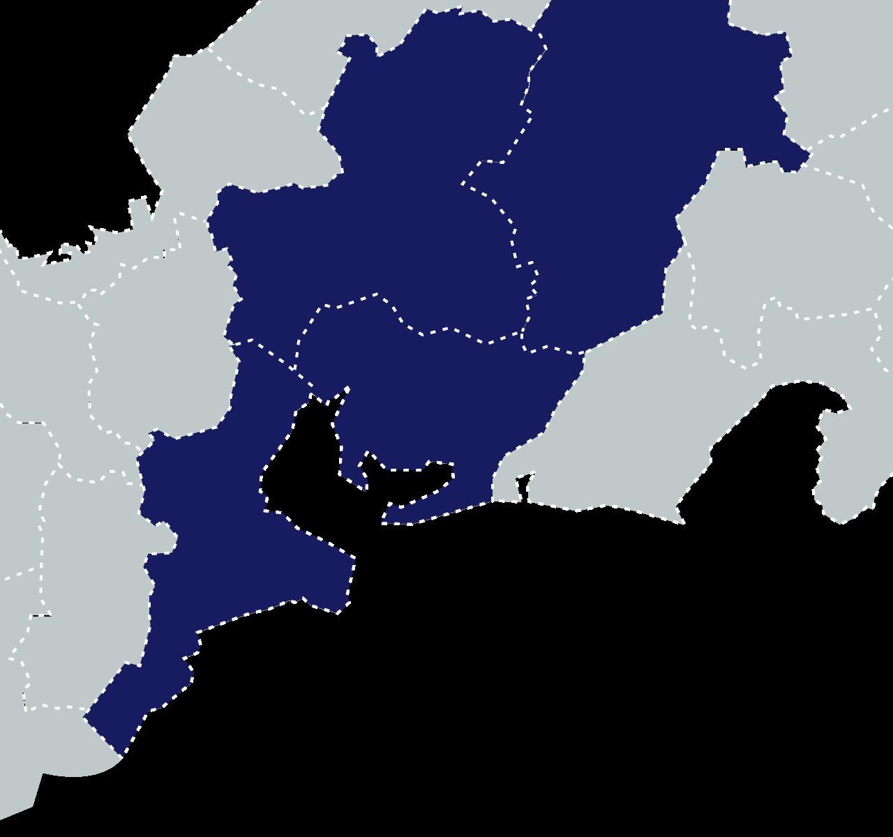 地域密着のサポート体制