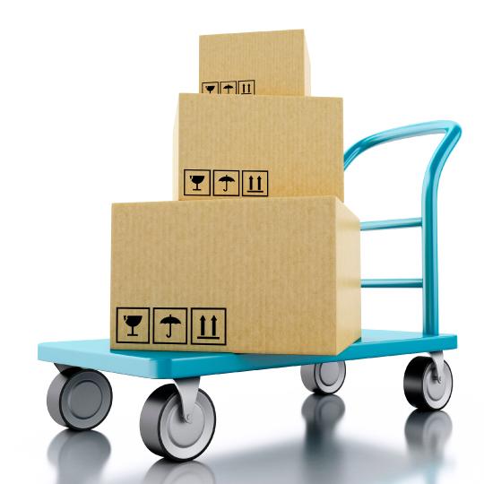 移動しながら重さをはかる フロアースケール・トラックスケール